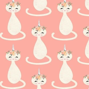 Caticorn – Cute Unicorn Cat (peach)