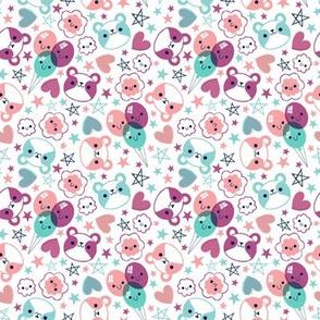 Funky Cute Pandas