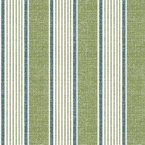 greenery stripe