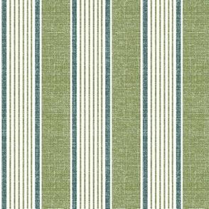 greenery stripe