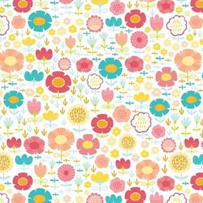 Light Spring Florals