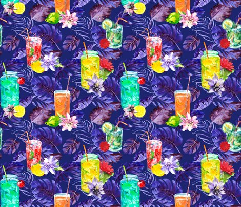 Rrtropical_watercolor_summer_fruity_drink_purple_by_floweryhat_shop_preview