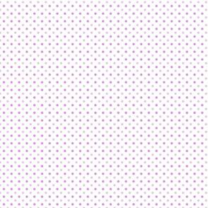 Polka dot - purple