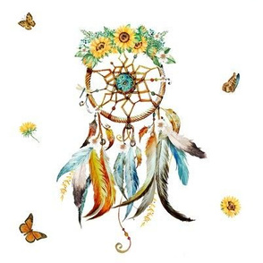 "8"" Dreaming of Summer Dream Catcher"