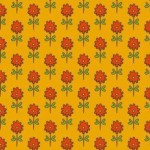 single suzani motif SMALL yellow red-01