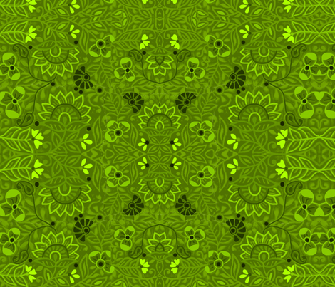 Queen Madb's Throne fabric by elphaba09 on Spoonflower - custom fabric