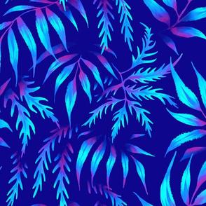 Brooklyn Forest - Blue
