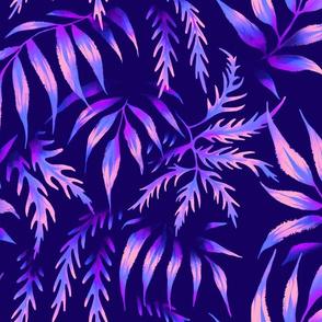 Brooklyn Forest - Purple