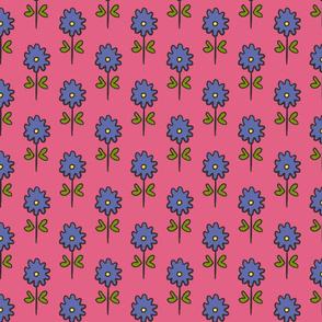 single suzani motif SMALL pink blue-01