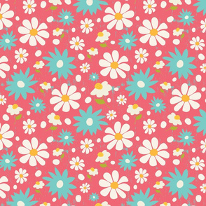 Daisy Lou Spring Florals
