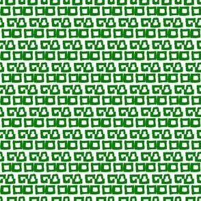Hatari in Green & White 27