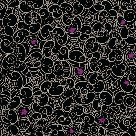 Rspooky-swirl-gray-cobwebs-on-black-150dpi-final_shop_preview