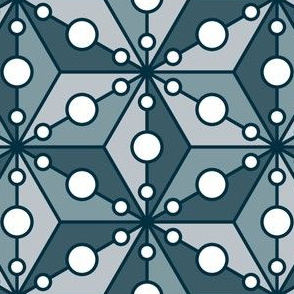 07356511 : SC3C spotty : noir