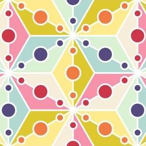 07356525 : SC3C spotty : spring quilt