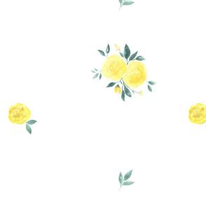 05 - Yellow floral - Final Pattern