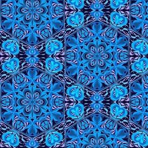 Blue Hearts Swingabout on Blackberry