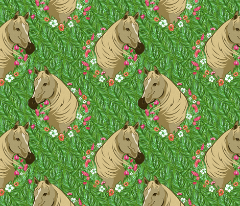 The Champion fabric by yourfriendamy on Spoonflower - custom fabric