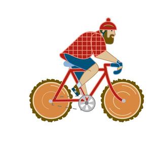 Bunyan Bike panel