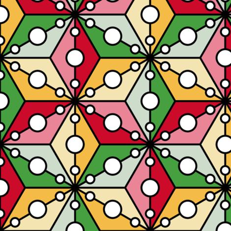 07358397 : SC3C spotty : xmas fabric by sef on Spoonflower - custom fabric