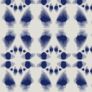 tie dye inspired