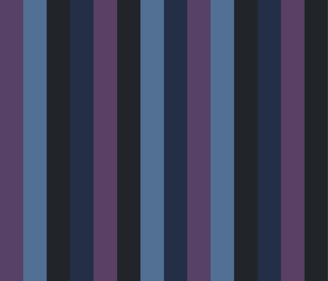 Blood Hunter Stripes fabric by kouject on Spoonflower - custom fabric