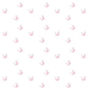 bitty whale splash 525 - pink
