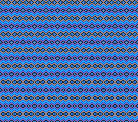 egyptian 42 fabric by hypersphere on Spoonflower - custom fabric