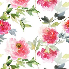 "8"" Juniper Floral Vines"