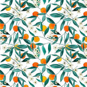 Orange Summer (Smaller Repeat)