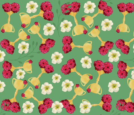 Spring Carnaval winners fabric by veata_atticus_store on Spoonflower - custom fabric