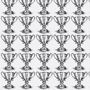 trophy sketch