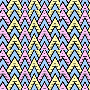 PastelTriangles