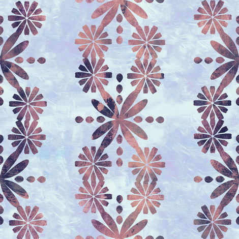 boho basic 11 flurry fabric by schatzibrown on Spoonflower - custom fabric