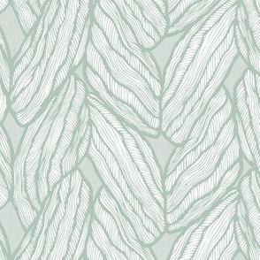Knitting - Stitched Sage