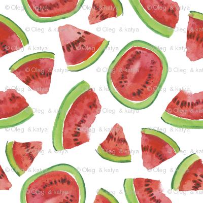 Watermelon pattern 2