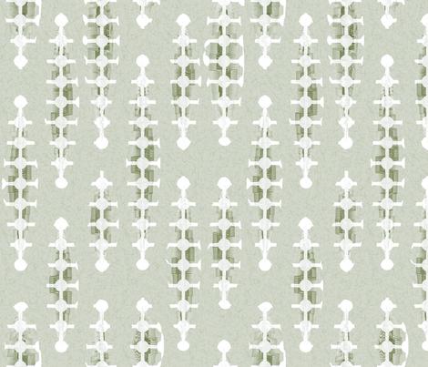 Fossils fabric by ormolu on Spoonflower - custom fabric