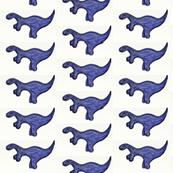 Blue Dinosaurs