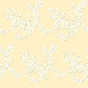 Miao Miao Toile buttercup