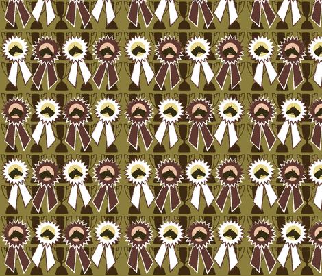 Trophies fabric by tracebydesignnola on Spoonflower - custom fabric