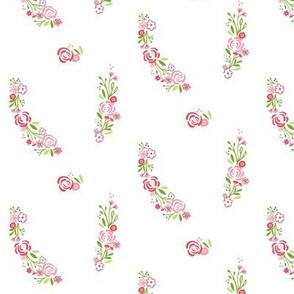 shabby chic rose bliss - petal