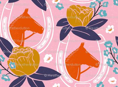 Derby Girl - Pink