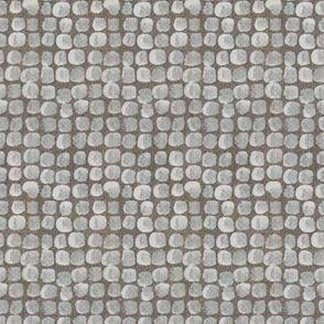 Tan mosaic tuscan stones