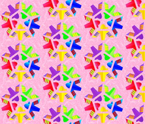 Jockey02 3 11 2018 fabric by compugraphd on Spoonflower - custom fabric