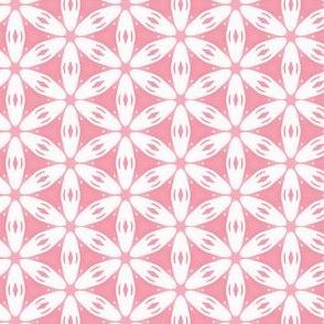 Pinky Daisy chain pattern