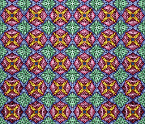 KNITTING DESIGN ONE fabric by miki_kitti on Spoonflower - custom fabric