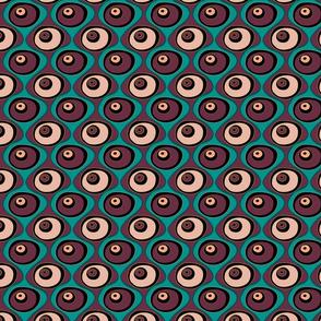 Retro Circles #2