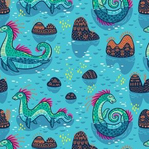 Loch Ness Monsters