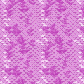 Pink Fish Scales