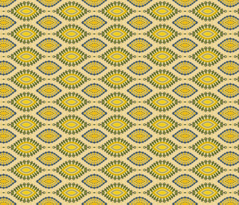 Lemon Squeeze fabric by whimsydesigns on Spoonflower - custom fabric