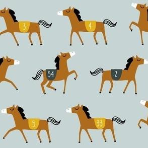 horses horse racing